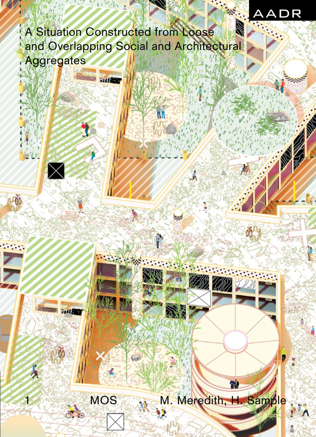MOS Architects NY From The Venice Architecture Biennale By - Venice biennale 2016 map