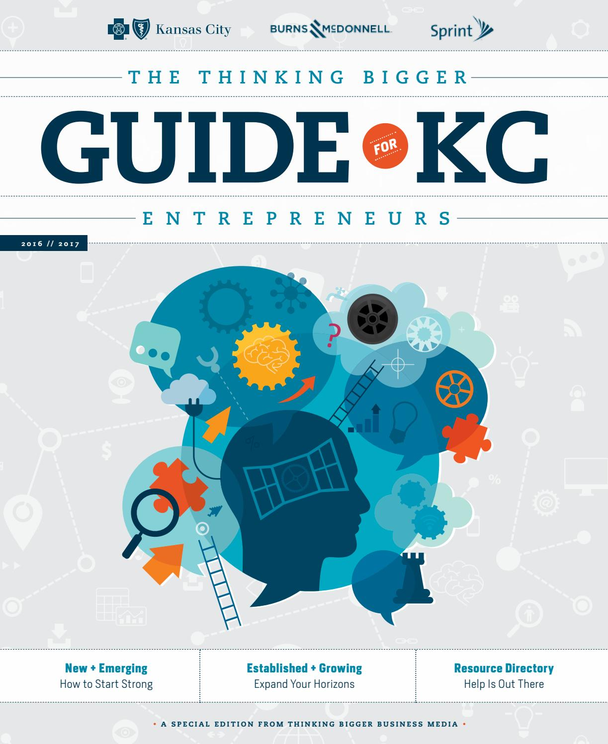 Thinking Bigger Business—TB Guide for KC Entrepreneurs by Thinking ...