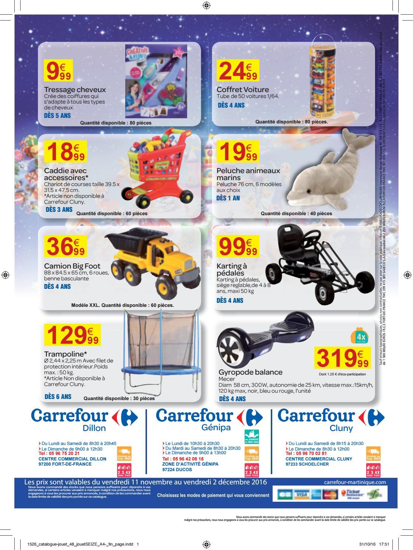 02 Jouetsdu Au CarrefourL'odyssée Décembre 11 Des Novembre TFKlJ1c