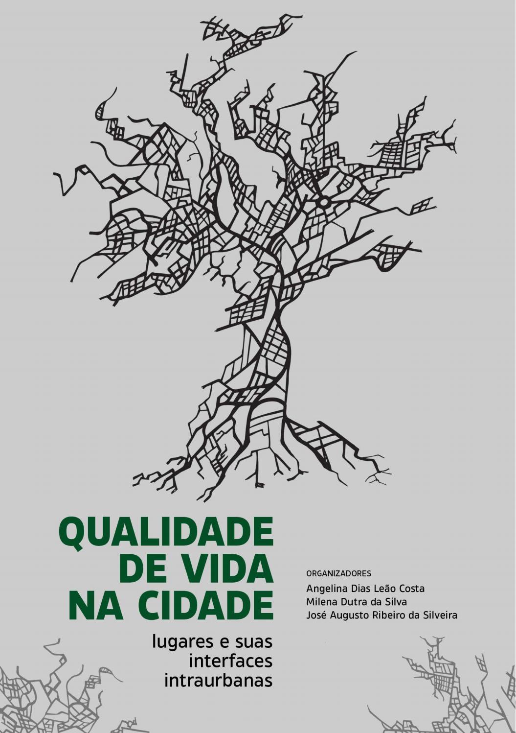 db2f2a4b51 Qualidade de vida na cidade (e book) by LAURBE I UFPB I Brasil - issuu