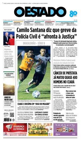 2260d35bbb 08 11 2016 -Edição 22892 by Jornal O Estado (Ceará) - issuu