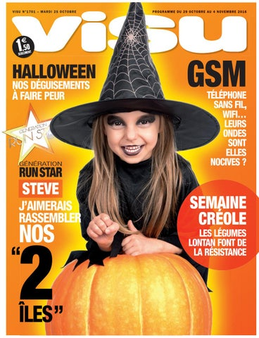VISU MAG N° 1701 Halloween by EPR VISU - issuu 8c28b7b8d04