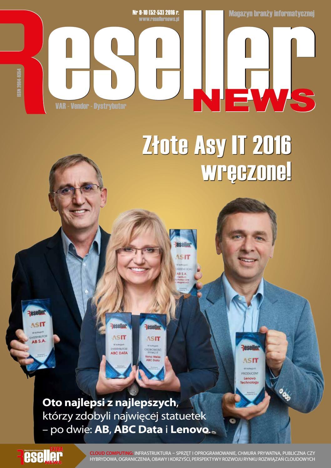 4162e37aef Reseller news 9 10 (52 53) 2016 by Dariusz Walach - issuu