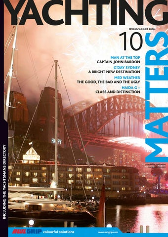 0955212ebb5 Yachting Matters - 10 - Spring Summer 2006 by Yachting Matters - issuu