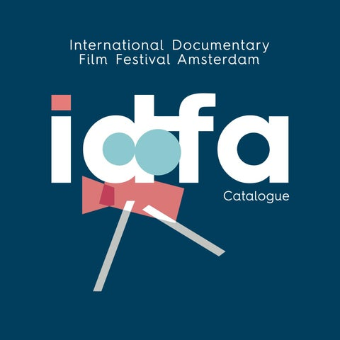 cfe5544fd9be IDFA 2016 Catalogue by IDFA International Documentary Film Festival ...