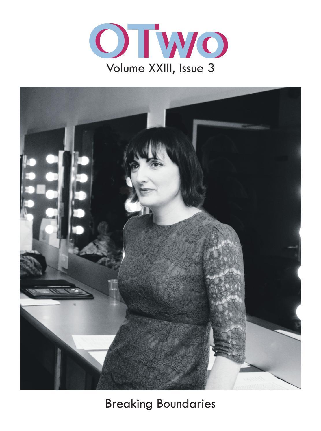 4310de621b80 Vol.XXIII - Issue 3 - OTwo by The University Observer - issuu