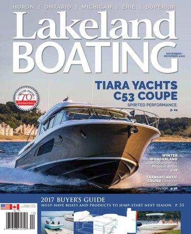 99d8d96fce November/December 2016 by Lakeland Boating Magazine - issuu
