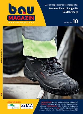 Baumagazin Oktober 2016 by SBM Verlag GmbH - issuu