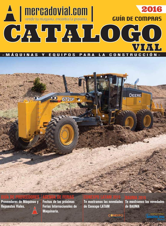 Catalogo Mercado Vial Argentina 2016 by MercadoVial - issuu