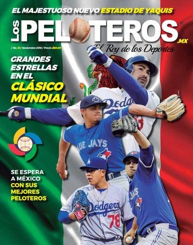 REVISTA LOS PELOTEROS 9 by Simón Macías Páez - issuu 9dd96607ae1