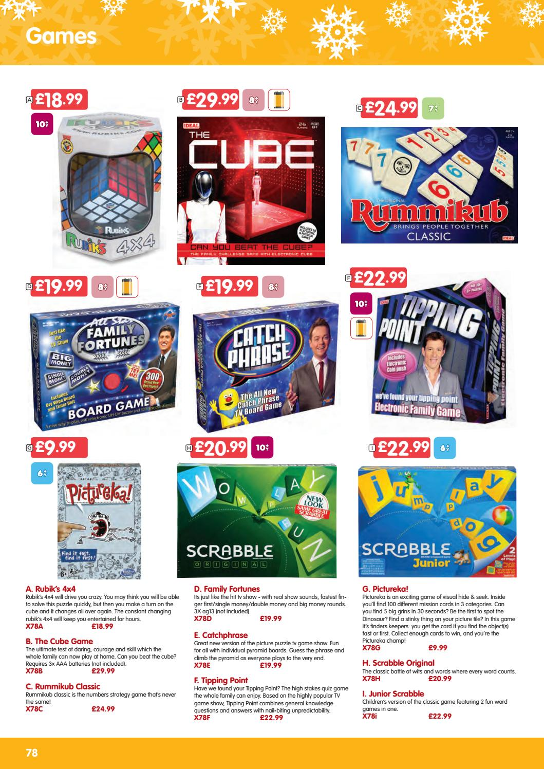 AB Gee Christmas Toys & Games 2016 by STAGG Distributors - issuu