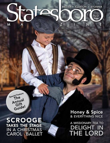 Statesboro Magazine Nov Dec 2016 By
