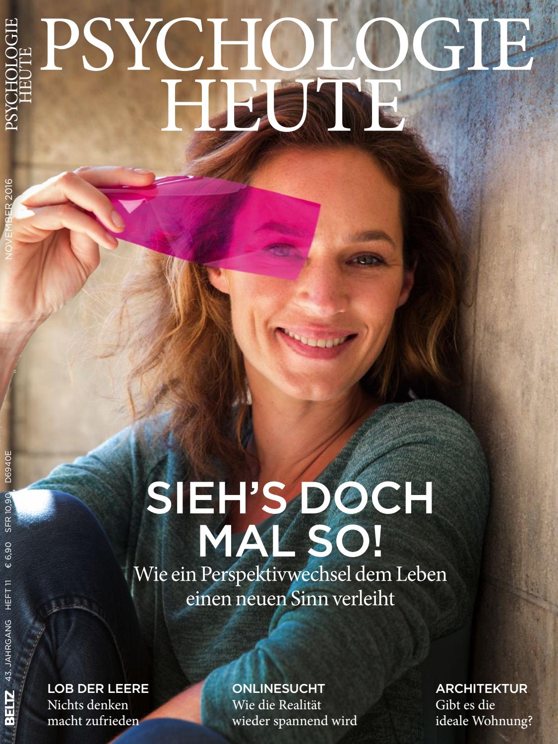 Psychologie Heute (Oktober 2015) by BrizziD - issuu