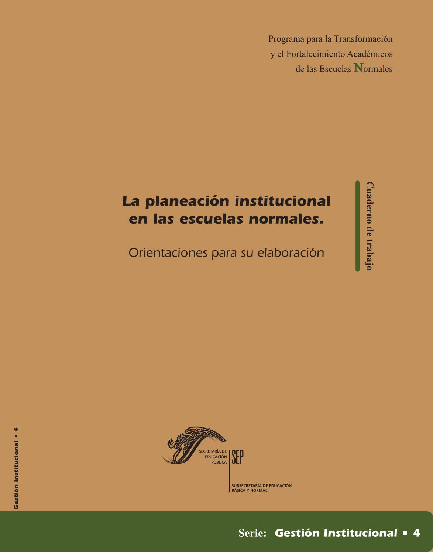 Calendario Escolar 2020 2020 Barcelona.La Planeacion Institucional En Las Escuelas Normales By German Ivan