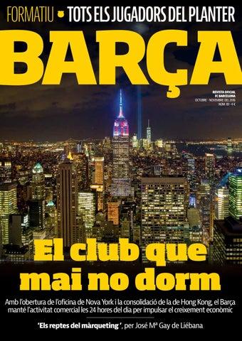 de1e5c072ff87 REVISTA BARÇA - Nº83 - CATALÀ by FC Barcelona - issuu