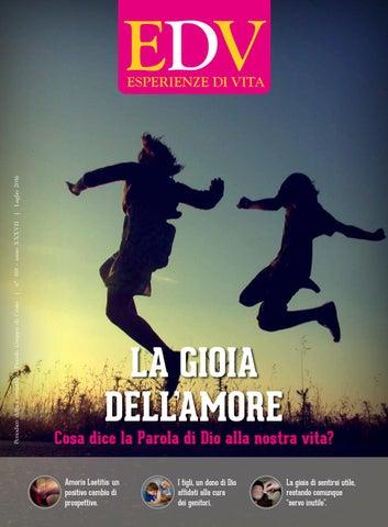 03758c1f2e EDV 169 - La gioia dell'amore by Piccolo Gruppo - issuu