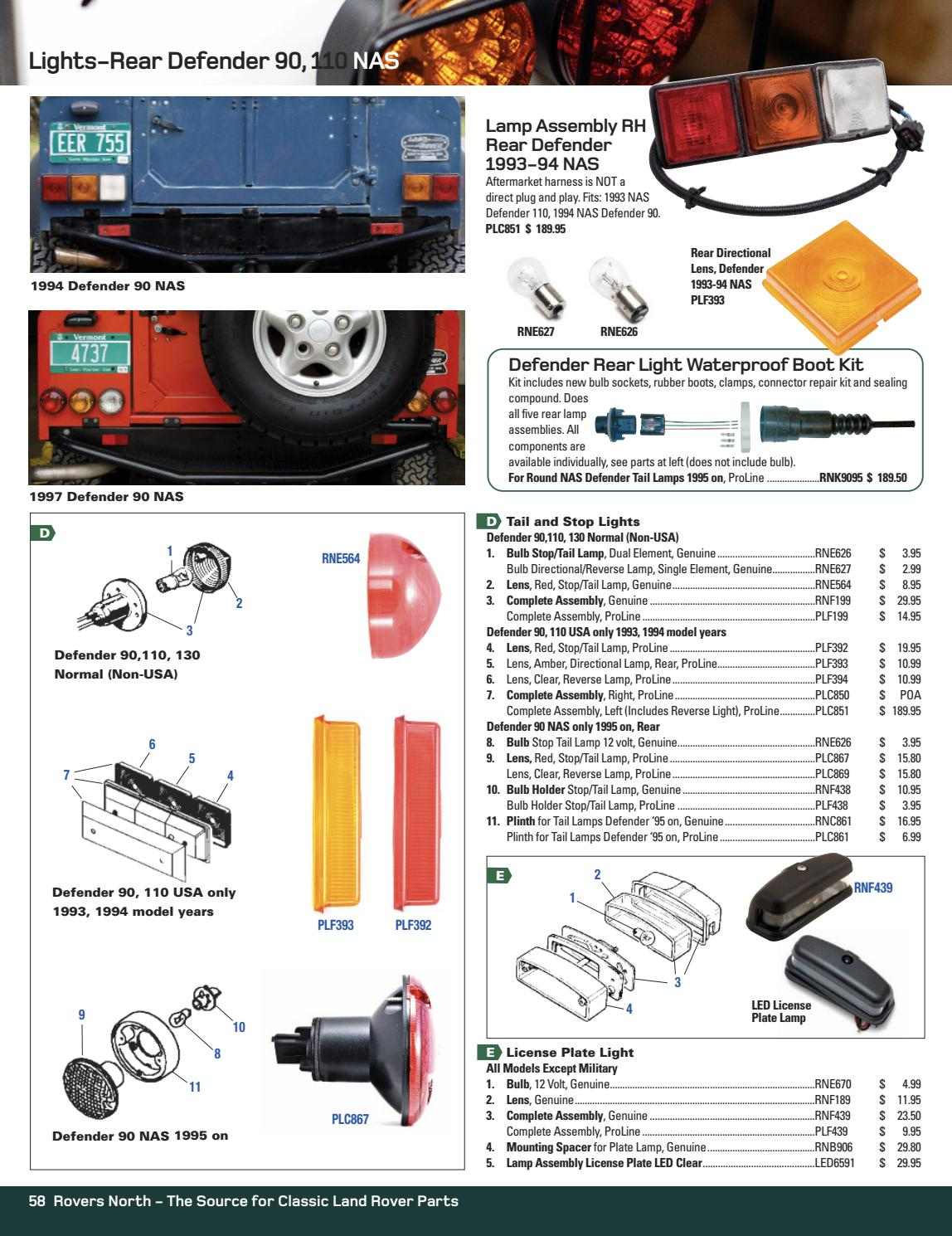new portland rover in usa dealership or land landrover parts