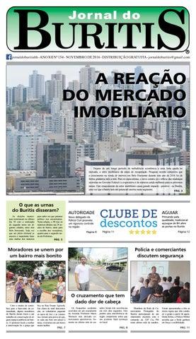 8dd2ae59419 Jornal do Buritis Novembro 2016 by Jornal do Buritis - issuu