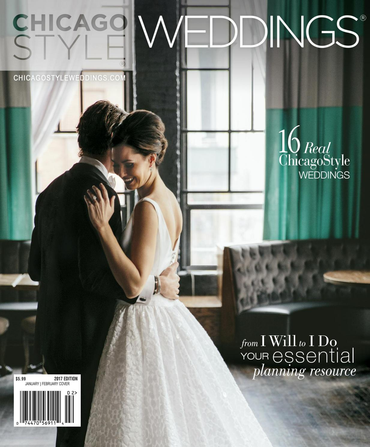 ChicagoStyle Weddings 2016-2017 by ChicagoStyle Weddings - issuu 34ddbe4dc913