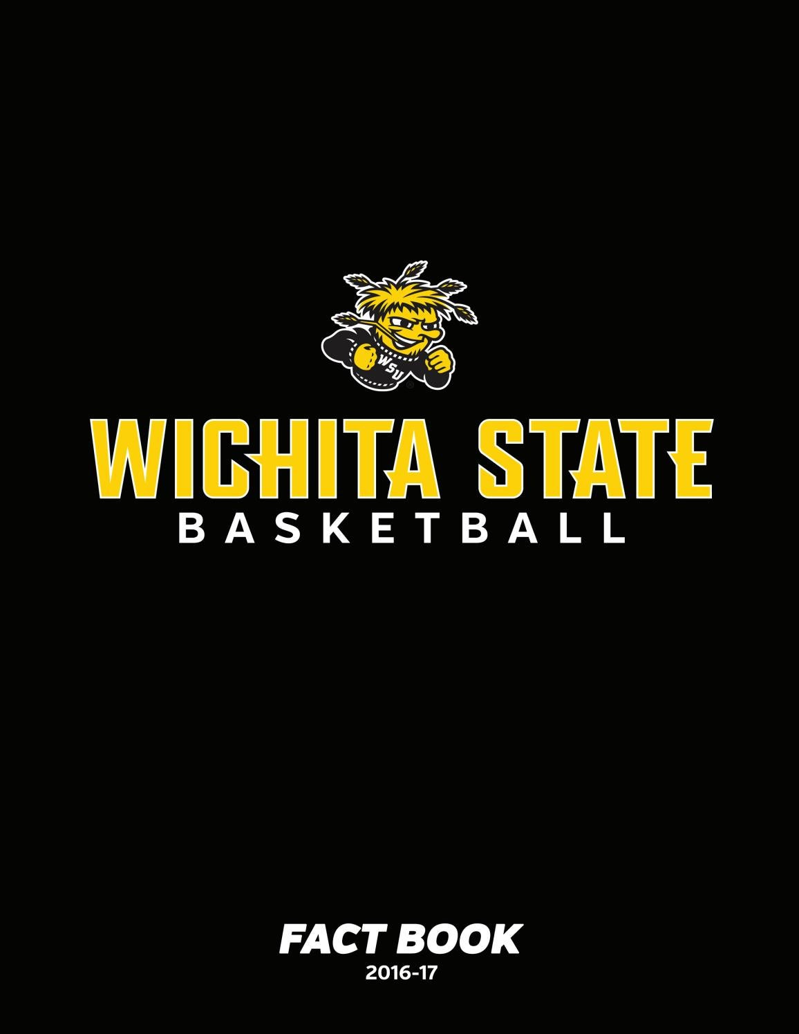 2016-17 Men s Basketball Fact Book by Wichita State Athletics - issuu fe18e2bab
