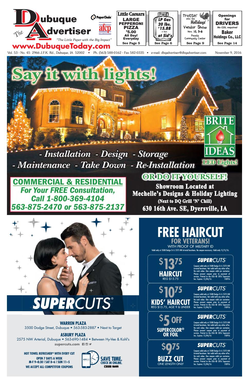 The dubuque advertiser november 9 2016 by the dubuque advertiser the dubuque advertiser november 9 2016 by the dubuque advertiser issuu fandeluxe Gallery