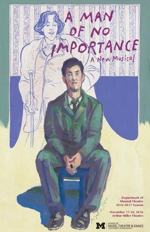 A Man of No Importance program by University of Michigan