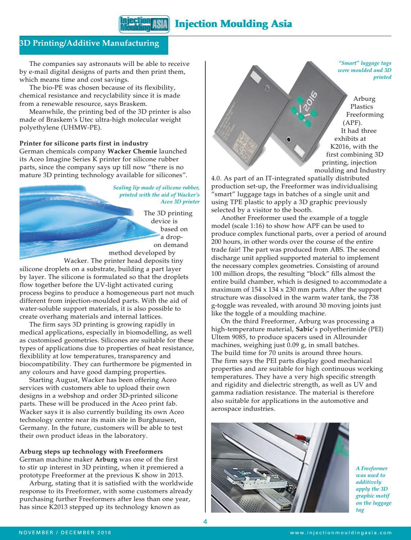 Nov/Dec Issue by Plastics & Rubber Asia - issuu
