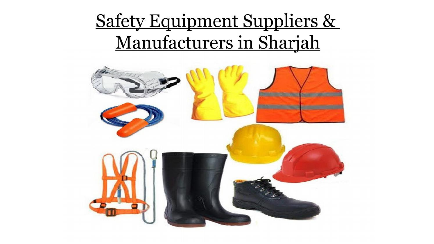 Industrial Safety Equipment in Sharjah by Lucia - issuu