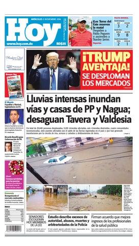 c29ddeff87520 Periodico miercoles 09 noviembre 2016 by Periodico Hoy - issuu