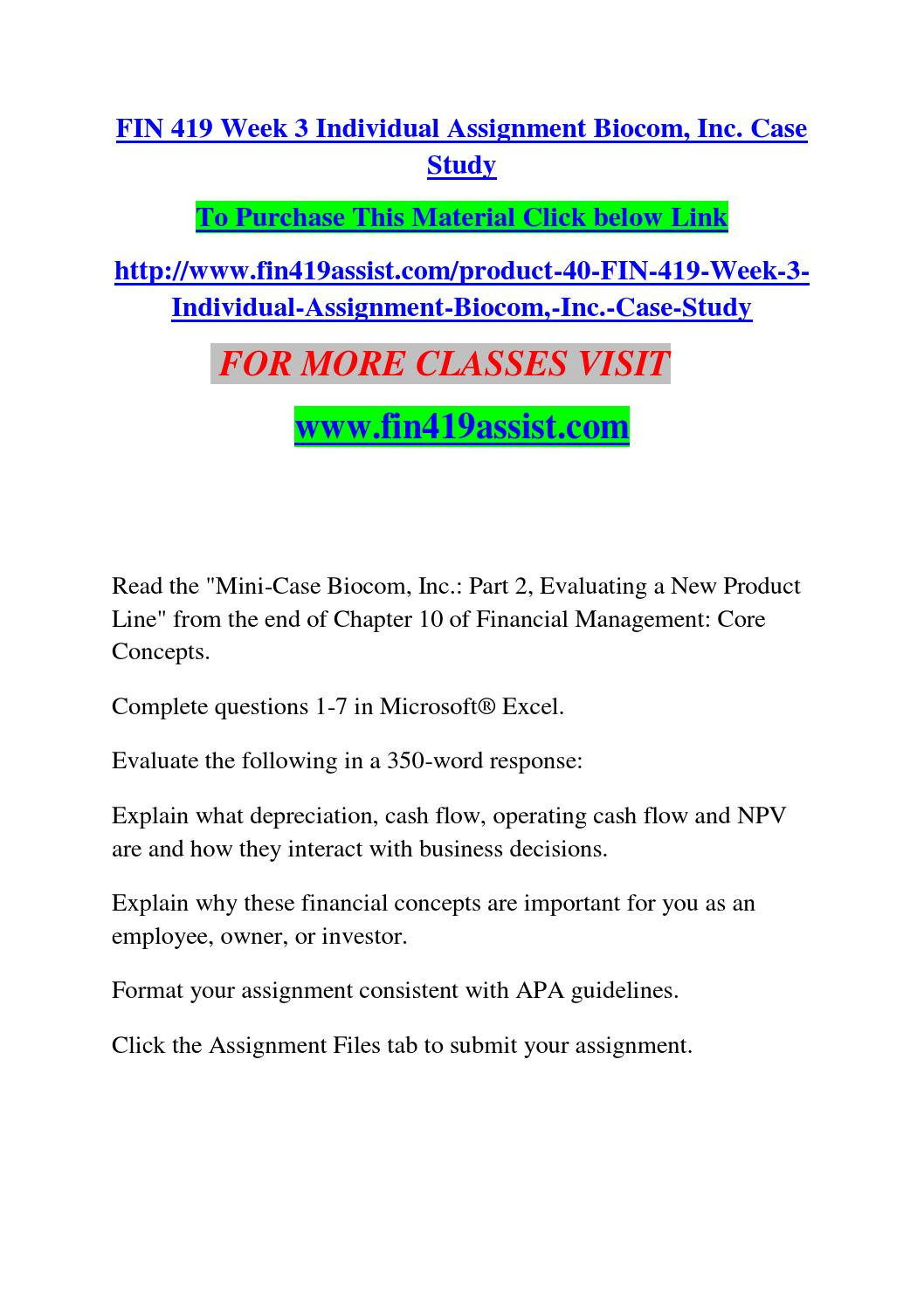FIN 200 Read, Lead, Succeed uophelpdotcom