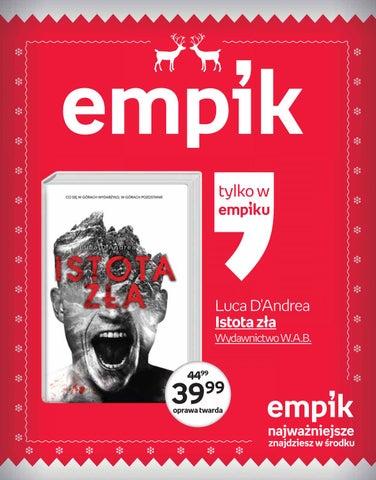 Katalog świąteczny Nr 1 2016 By Empik Issuu