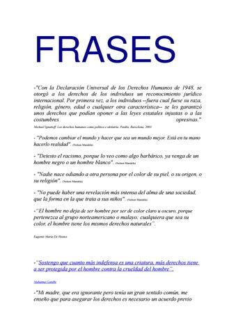 Frases Dd Hh By Jorge Aldao Issuu