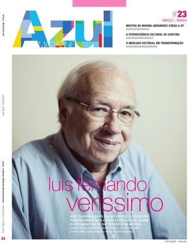 Azul 23 completa by Editora Ferrari - issuu 692d62524ead3