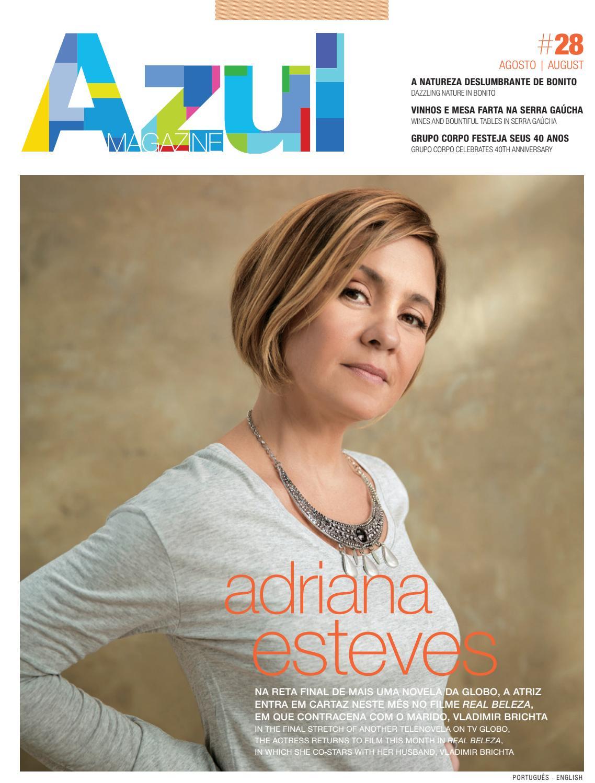 Azul 28 completa by editora ferrari issuu fandeluxe Image collections