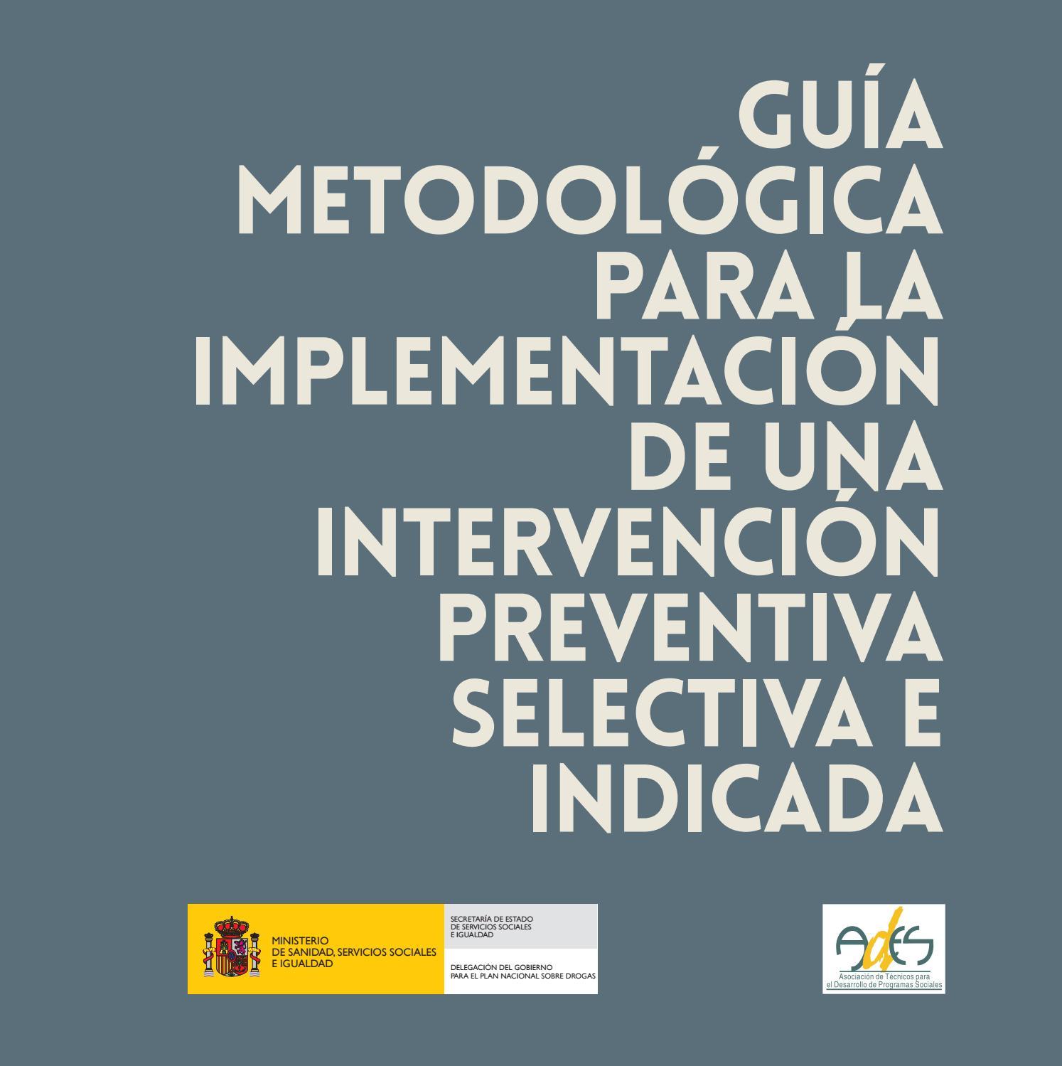 Guia metodologica ades by Jose Carlos Goicochea - issuu