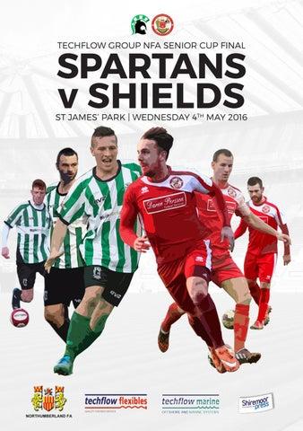 Risultati immagini per north shields Northumberland Senior Cup 2016