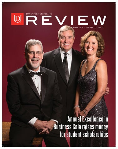 4c2abb2e9a9 DU Review - Summer 2014 by Davenport University - issuu