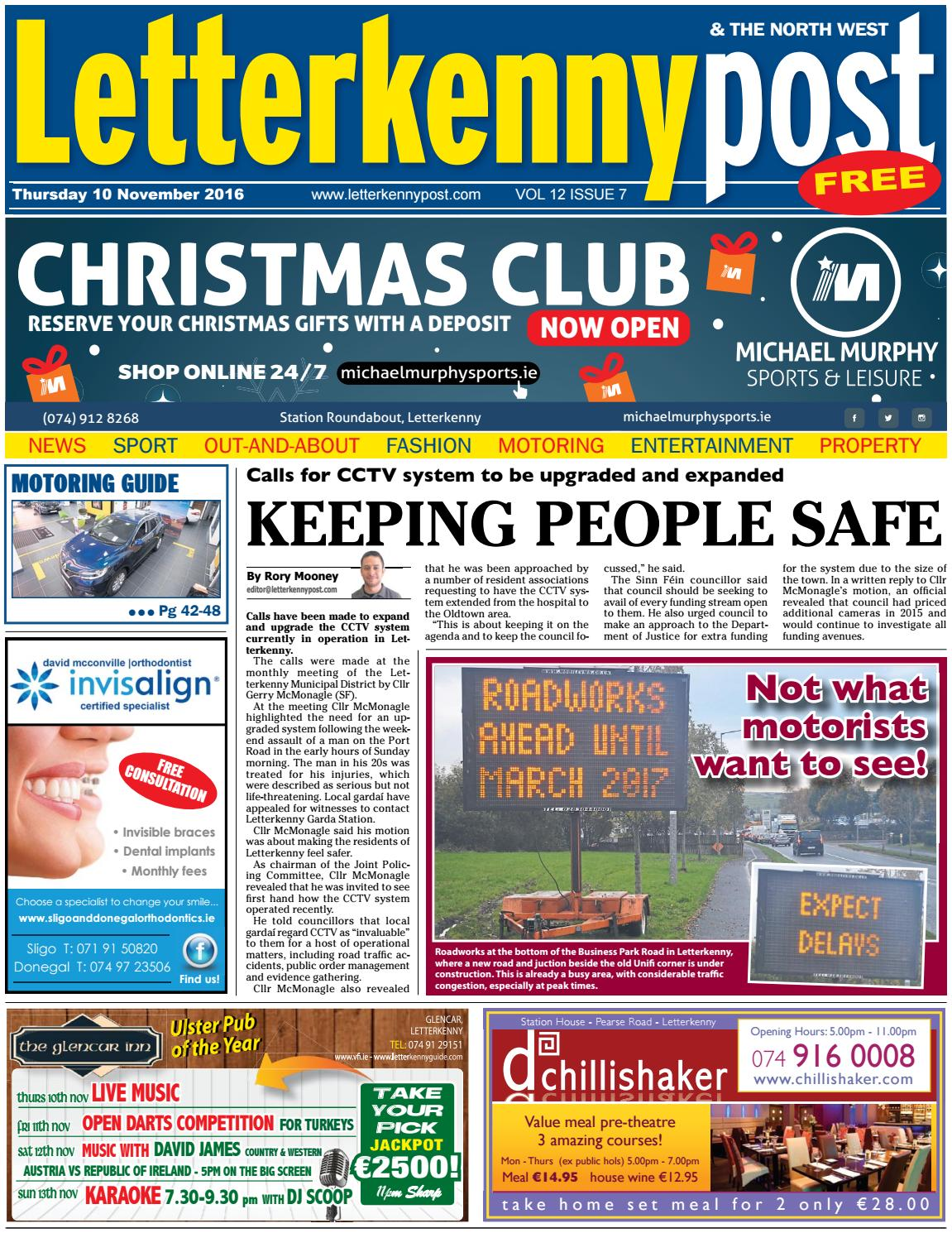 adc998c65fa Letterkenny post 10 11 16 by River Media Newspapers - issuu