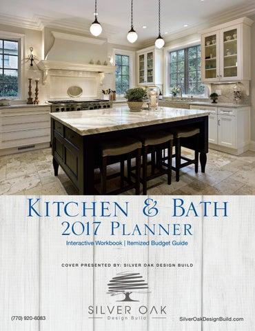 2017 kitchen & bath planner by My Home Improvement Magazine ...