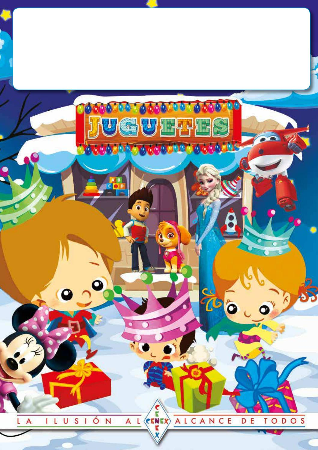 Catalogo navidad 2016 by Yogur Toys - issuu