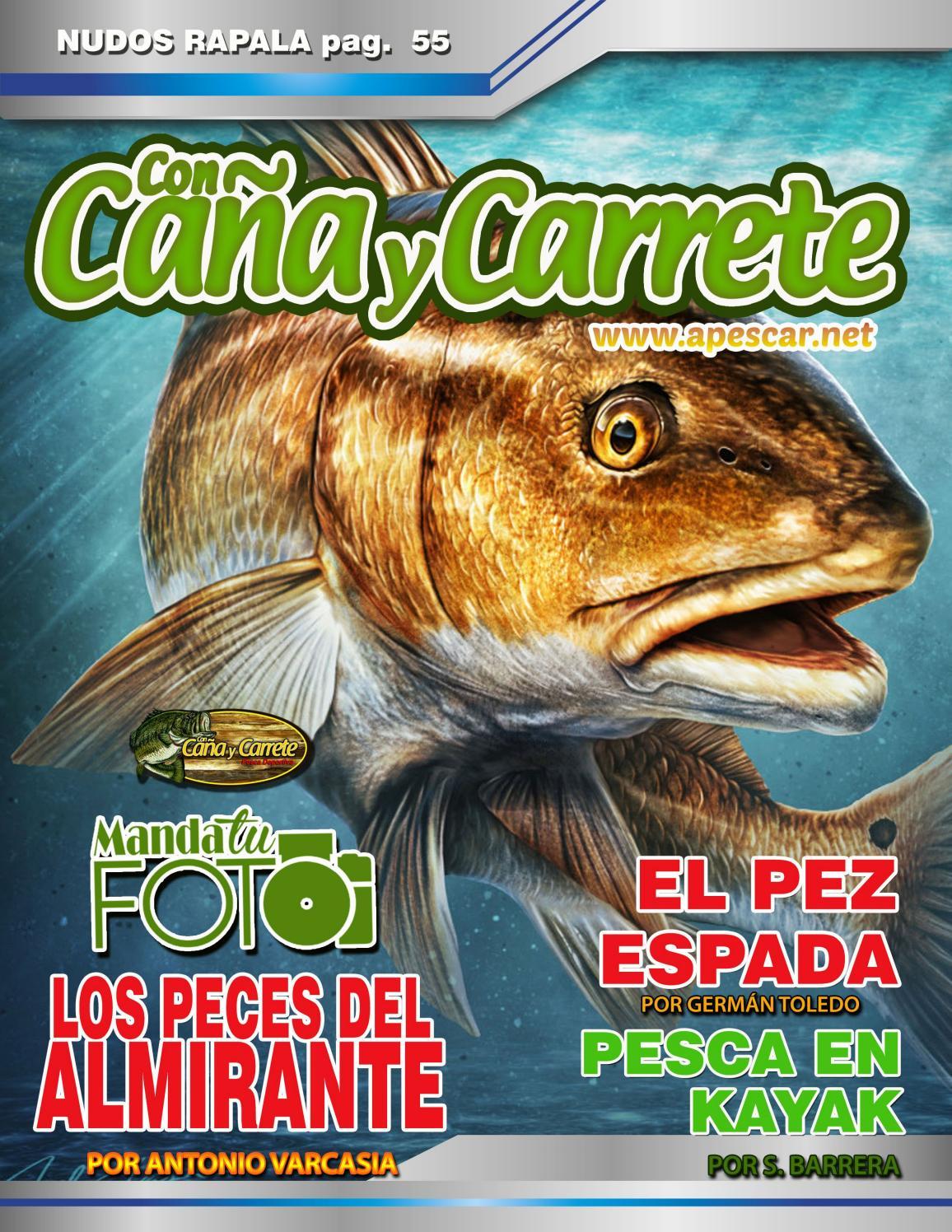 Revista 59 by Con Caña y Carrete - issuu