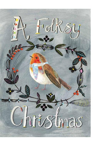 790747a4d A Folksy Christmas by Folksy - issuu