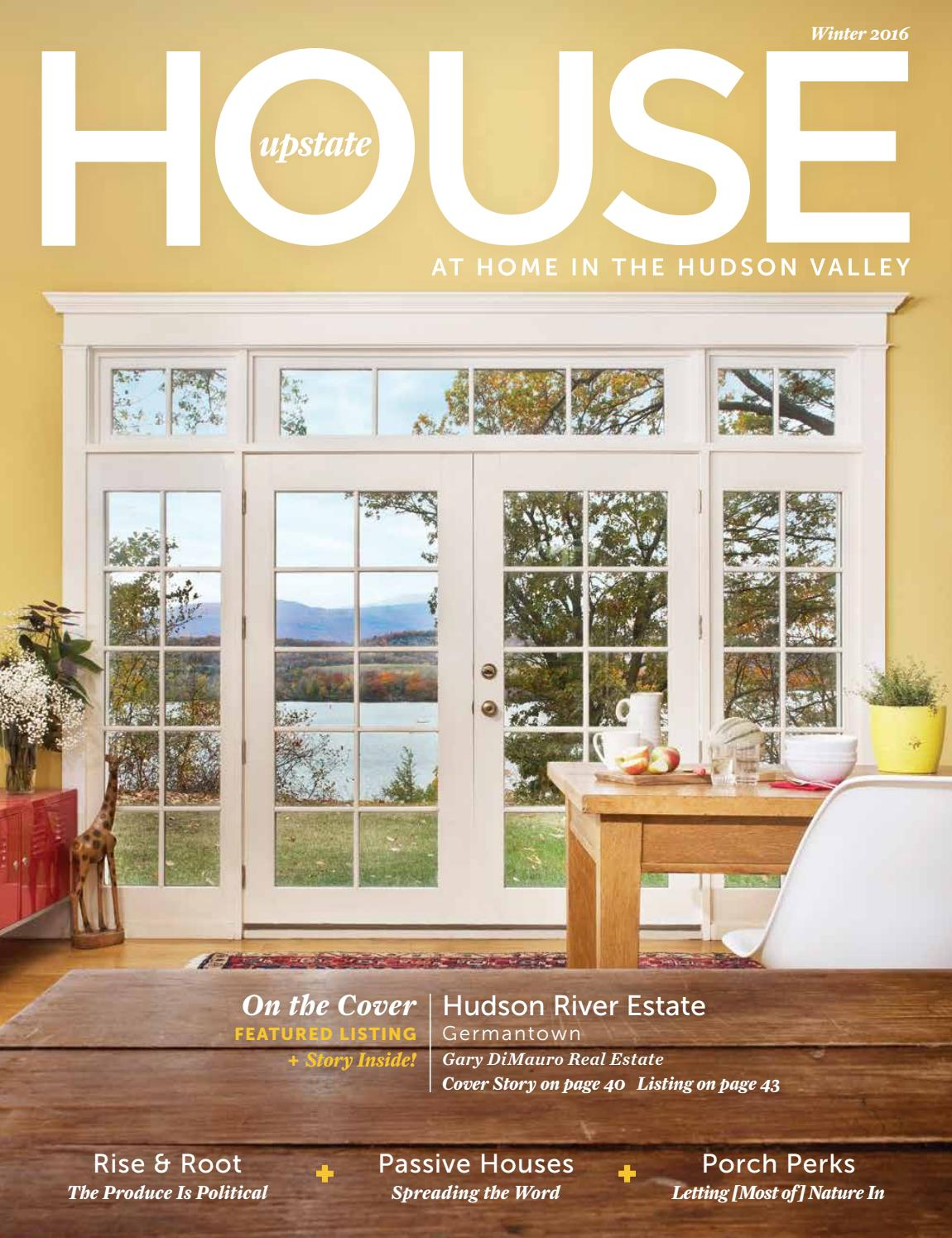 Upstate House Winter 2016 by Upstate House issuu