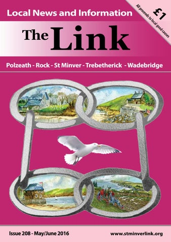 St minver link issue 208 May / June 2016 by Brian Crank - issuu