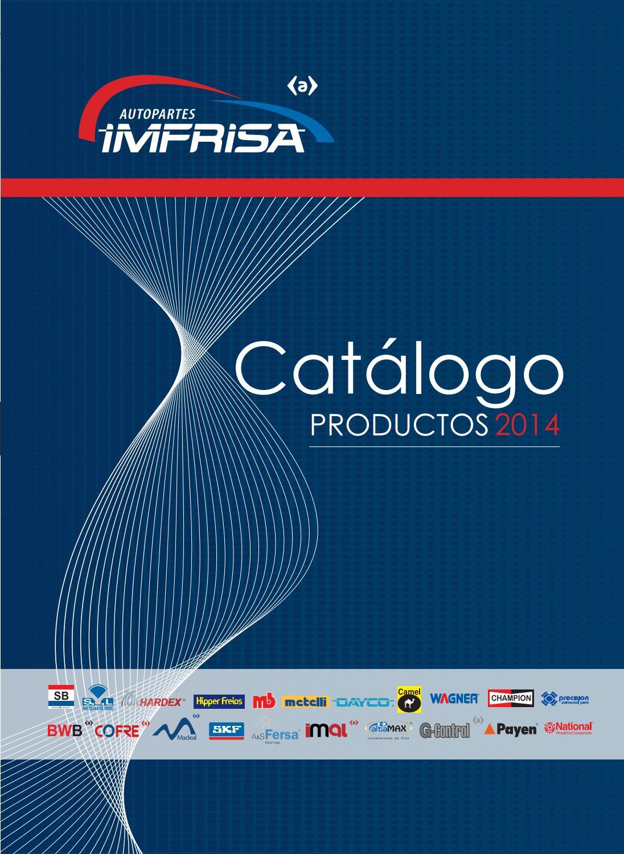Catálogo Imfrisa 2014 by Grupo <a> - issuu