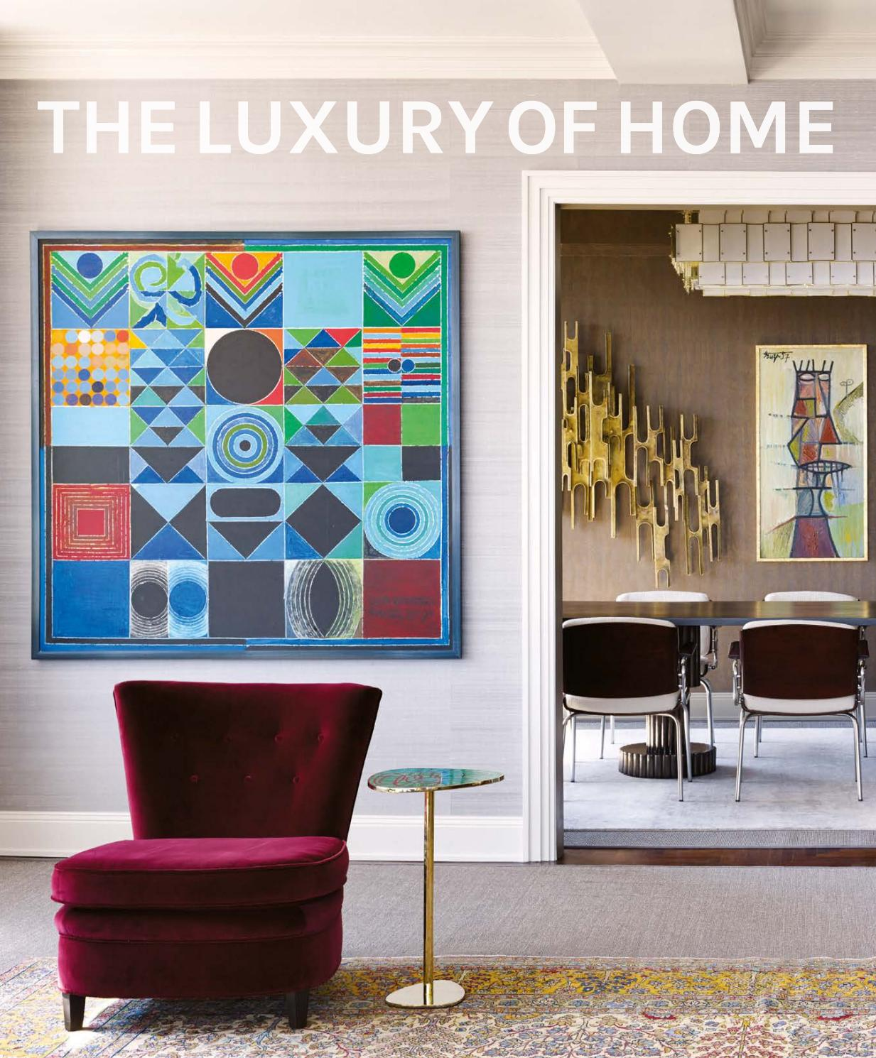The Luxury of Home 4th Edition