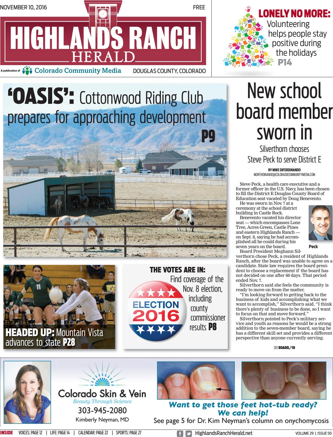 Highlands Ranch Herald 1110 by Colorado Community Media - issuu