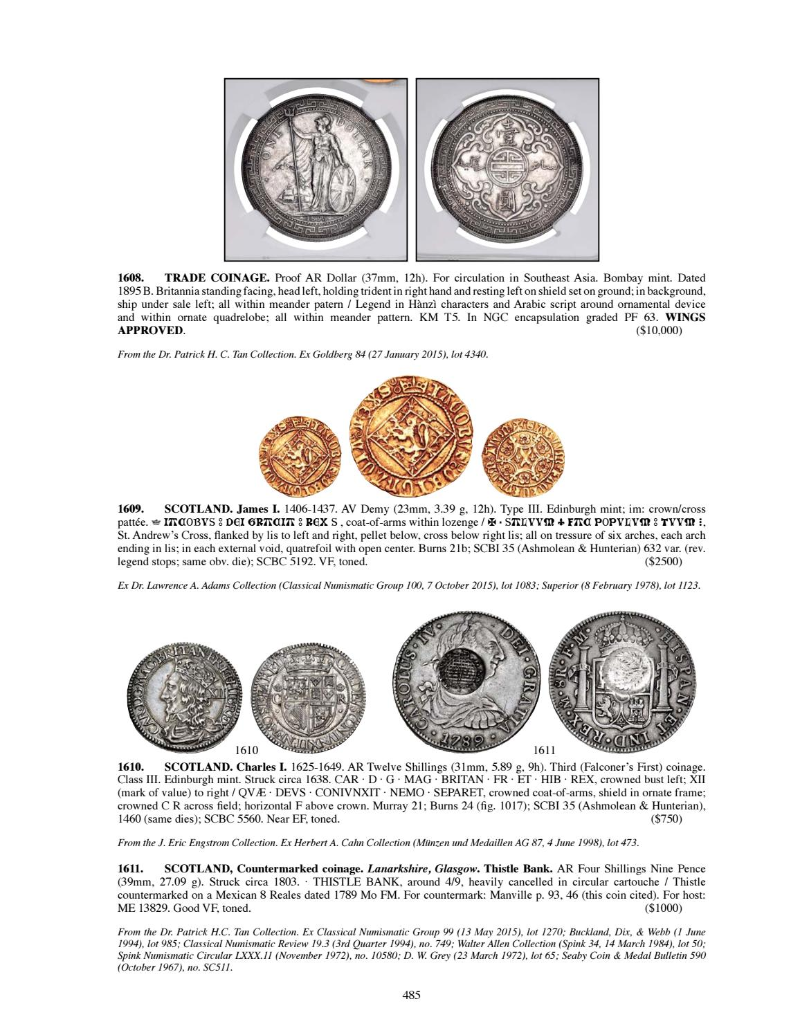 CNG Triton XX Sessions 3 and 4 by Classical Numismatic Group
