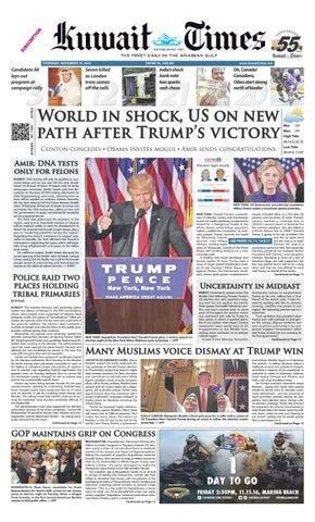 e8ccf0197 10th Nov 2016 by Kuwait Times - issuu