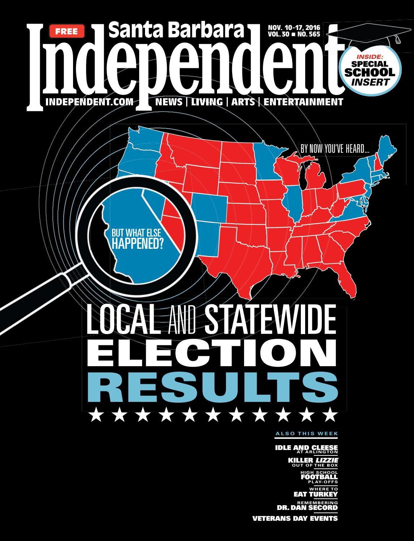 Santa Barbara Independent 11 10 2016 By Sb Independent Issuu